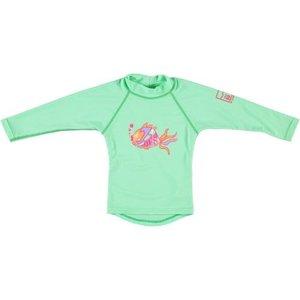 Sonpakkie UV Swim Shirt Sunny fish' (mintgreen)