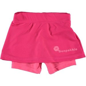 Sonpakkie UV Swim Skort´Little Flower´ Pink