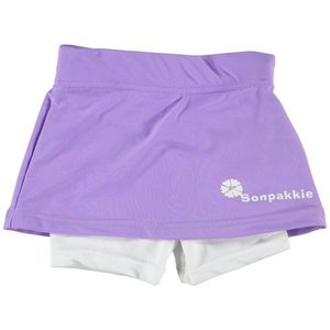 Sonpakkie UV Swim Skort´Little Flower´ Violet