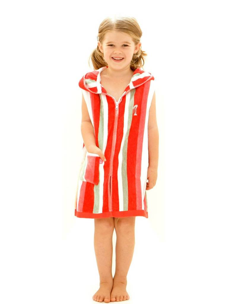 50df04c2a4 Terry Rich Australia Kids Beach Robe Flamingo Destination