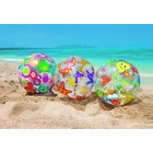 Intex Set van 3 strandballen