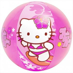 Intex Beach Ball Hello Kitty