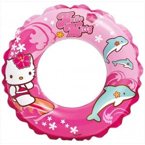 Intex Swimring Hello Kitty
