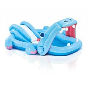 Intex Opblaasbaar Speelcentrum Hippo