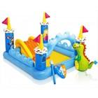 Intex Speelzwembad ' Het Kasteel '