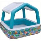Intex Opblaasbaar Zwembad met Zonnedak