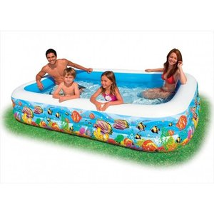 Intex Tropical Reef Swimming Pool