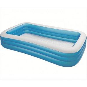Intex Familiezwembad Blauw
