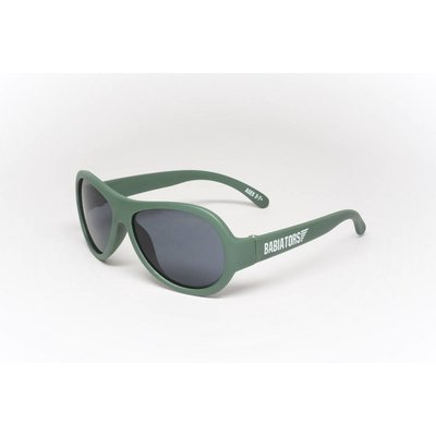 Babiators Kids Aviator Sunglasses Marine Green