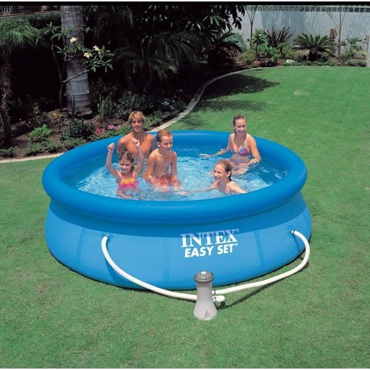 intex easy set pool. Intex Easy Set Pool 305 X 76cm
