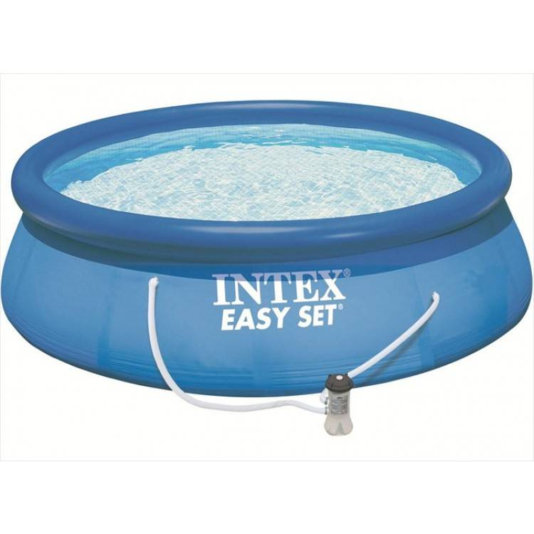 Intex zwembad easy set 366