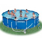 Intex Metal Frame Pool 457 x 107 cm