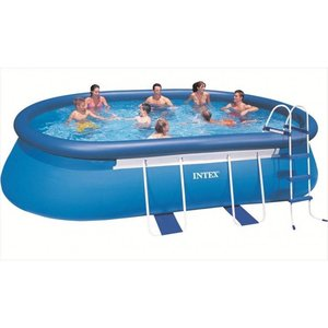 Intex Frame Pool 549 x 305 x 107 cm