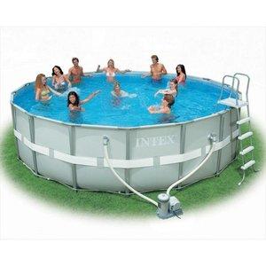 Intex Ultra Frame Pool Ø 549