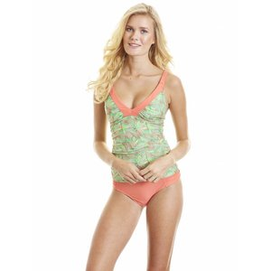 Cabana Life UV Tankini Palm Breeze