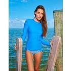 Cabana Life UV Shirt Cobalt