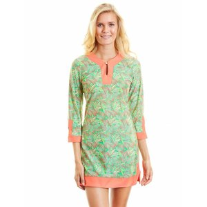 Cabana Life UV Tunic Palm Breeze