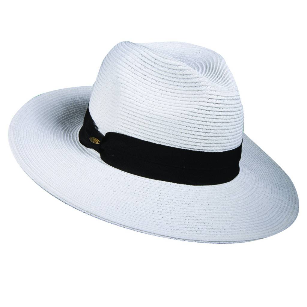 Dorfman Pacific UV Hat Fedora - Destination Beach ed0dbd30466