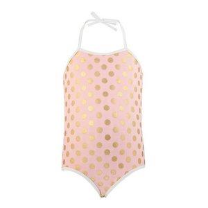 Snapper Rock Swimsuit Ballet Dots