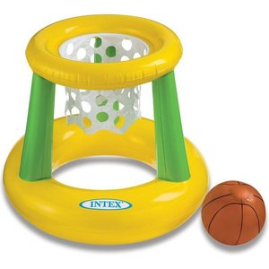 Intex Opblaasbaar Basketspel
