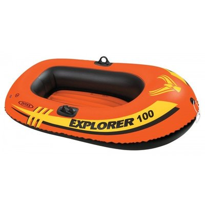 Intex Opblaasbare Boot Explorer Pro 100