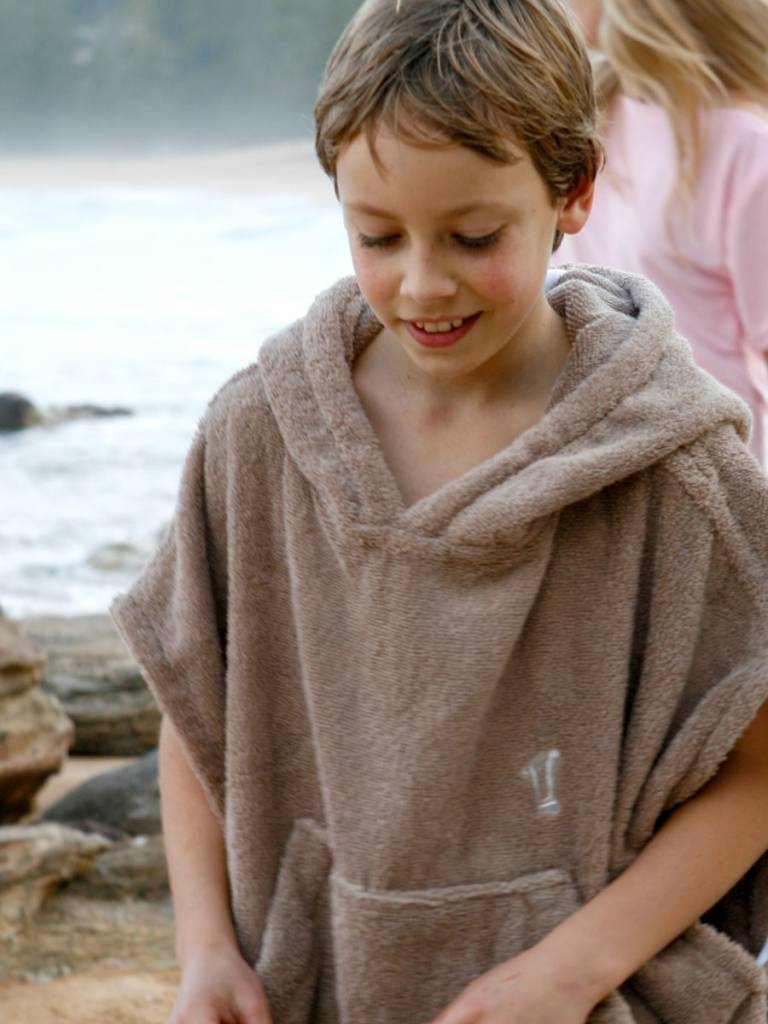 4ecb65c8a5 Terry rich australia kids surf poncho changing robe stone jpg 768x1024 Australian  surfers changing