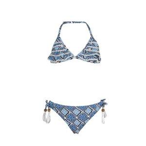 Snapper Rock Triangle Bikini Moroccan