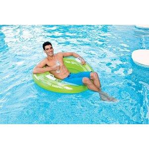 Intex Sitting Float Green