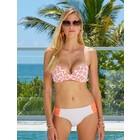 Cabana Life UV Bikini Broekje Coral Stripe