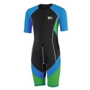 Beco Wetsuit Sealife Blue