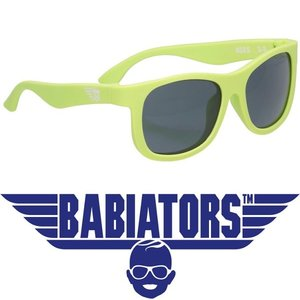 Babiators Kids Aviator Sunglasses Sublime Lime