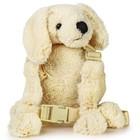 Goldbug Kindertuigje Witte Puppy