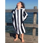 Back Beach Co Kinderbadjas Classic Stripe