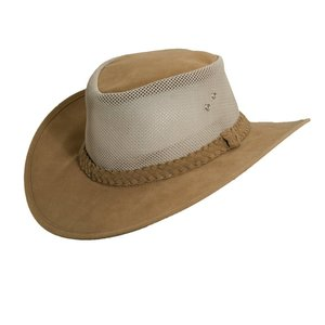 Dorfman Pacific UV Hat Brown