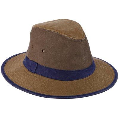 Dorfman Pacific UV Hat Kaki