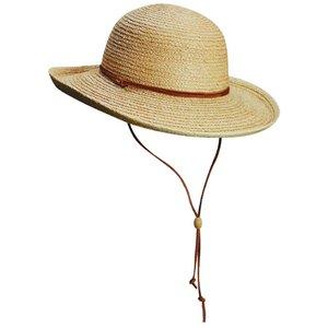 Dorfman Pacific UV Hat Raffia Natural