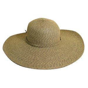 Dorfman Pacific UV Hat Brown Black