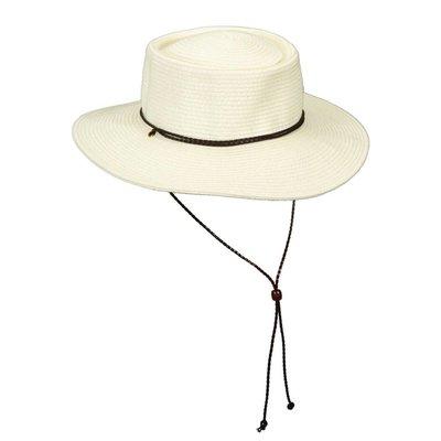 Dorfman Pacific UV Hat Ivory