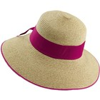 Dorfman Pacific Hat Fuchsia