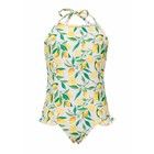 Snapper Rock Halter Badpak Lemon