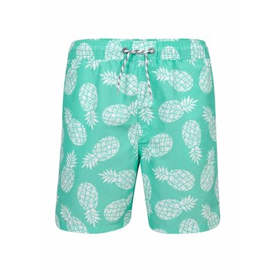 Snapper Rock Father & Son Swimshort Pineapple