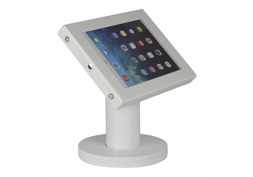 Bravour Tablet desk stand Securo 7-8 inch white lockable
