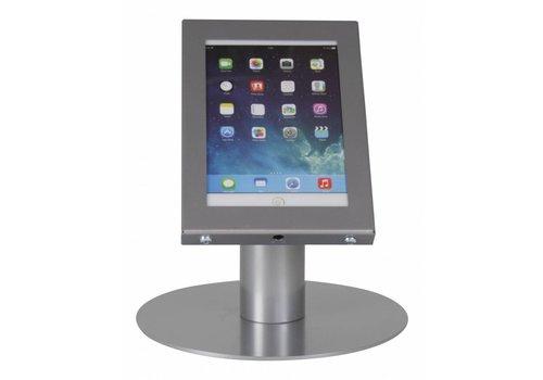 Bravour Tafelstandaard grijs, voor 7 tot 8 inch tablets, Securo, afsluitbaar