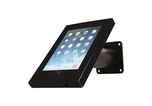 Bravour Tablet wall and counter mount Securo 7-8 inch, black, lock option