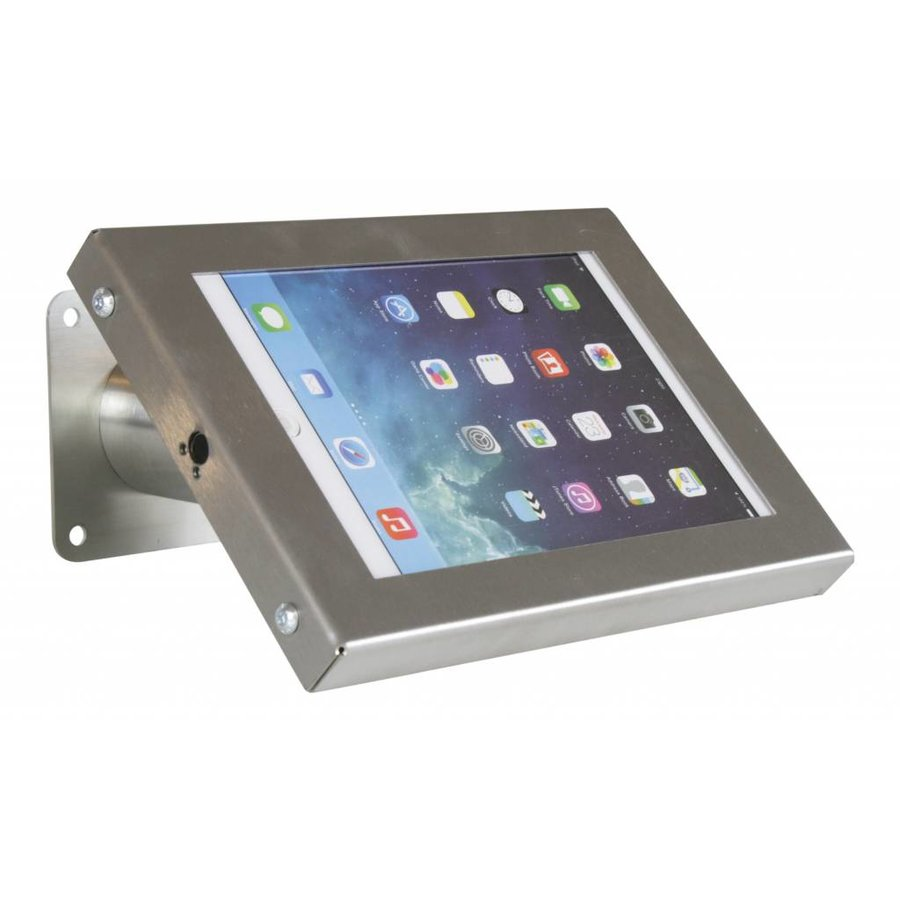 Tablet Wall And Counter Mount Securo 7 8 Inch Stainless