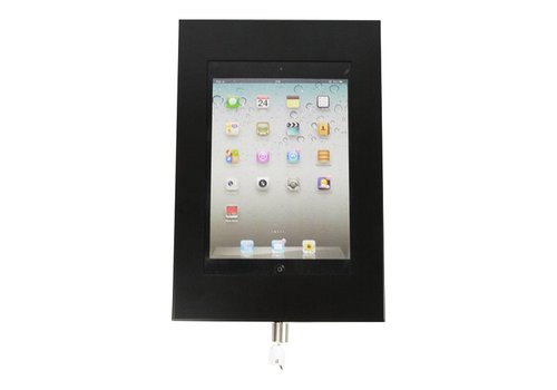 Bravour Tablet wall mount flat Securo 7-8 inch black lock option