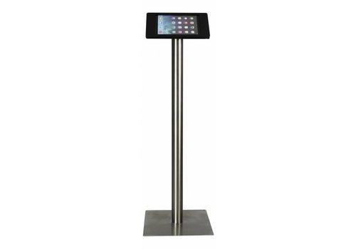 "Bravour iPad pro 9.7"" / iPad Air 1/2 Floor stand Fino black - stainless steel"