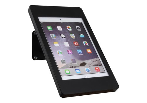 Bravour Soporte iPad mesa / pared para iPad Pro 12.9, negro, Fino