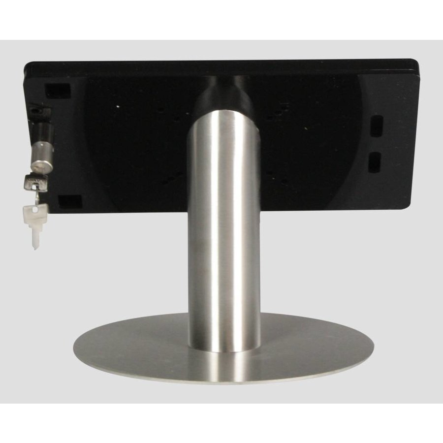 """iPad Air9.7"""" desk stand  Fino black/stainless steel"""
