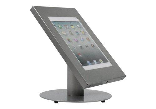 Bravour Tafelstandaard, grijs, voor 9 tot 11 inch tablets, Securo, afsluitbaar